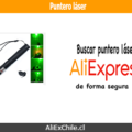 Comprar puntero láser en AliExpress