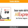 Comprar scooter eléctrico en AliExpress