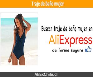 Comprar traje de baño para mujer en AliExpress