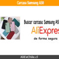 Comprar carcasa para Samsung A50 en Aliexpress
