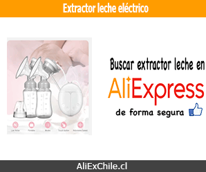 Comprar extractor de leche eléctrico en AliExpress