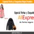 Especial chaquetas y parkas otoño – invierno Chile 2020 en AliExpress