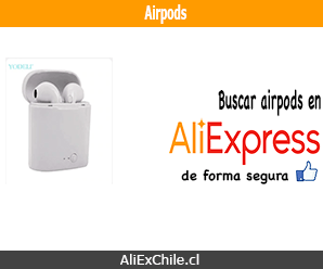 Comprar airpods en AliExpress