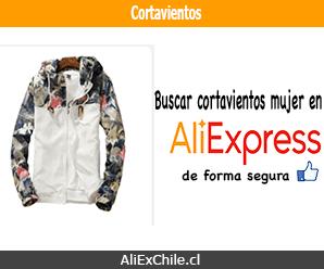 Comprar cortaviento para mujer en AliExpress