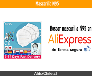 Comprar mascarilla N95 en AliExpress