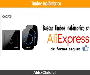 Comprar timbre inalámbrico en AliExpress