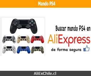 Comprar mando para PS4 en AliExpress