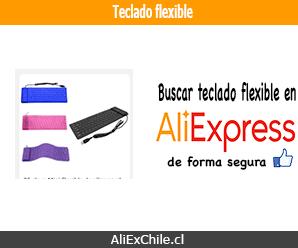 Comprar teclado flexible en AliExpress