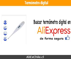 Comprar termómetro digital infrarrojo en AliExpress