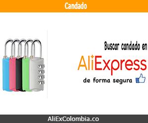 Comprar candado en AliExpress