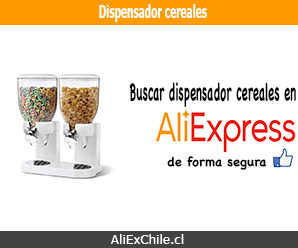 Comprar dispensador de cereales en AliExpress
