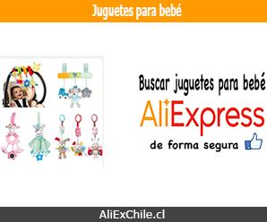 Comprar juguetes para bebé en AliExpress