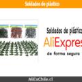 Comprar soldados de plástico militar en AliExpress