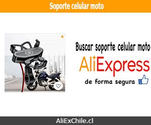 Comprar soporte de celular para moto en AliExpress