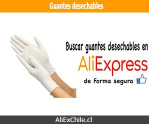 Comprar guantes desechables en AliExpress
