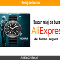 Comprar reloj de buceo en AliExpress