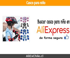 Comprar casco para niño en AliExpress