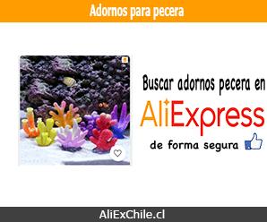 Comprar adornos para pecera en AliExpress