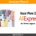 Comprar carcasa para iPhone 12 en AliExpress