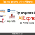 ¡Aprovecha al máximo tu 10% en AliExpress!