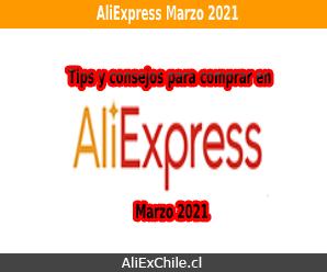 Marzo 2021: Tips y consejos para comprar en AliExpress