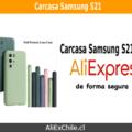 Comprar carcasa para Samsung S21 en AliExpress