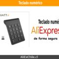 Comprar teclado numérico en AliExpress