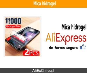 Comprar mica hidrogel para celular en AliExpress