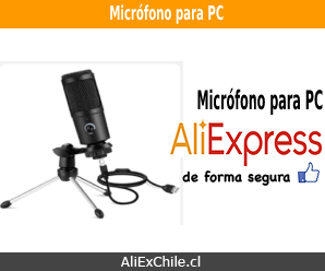 Comprar micrófono para PC en AliExpress