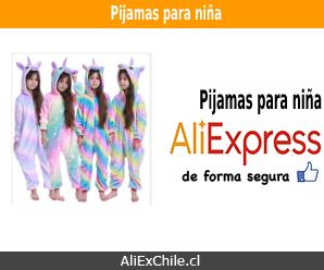 Comprar pijama para niña en AliExpress
