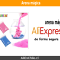Comprar arena mágica en AliExpress