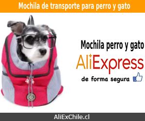 Comprar mochila de transporte para perro o gato en AliExpress