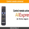 Comprar control remoto universal en AliExpress