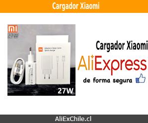 Comprar cargador Xiaomi en AliExpress