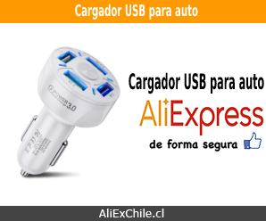 Comprar cargador USB para Auto en AliExpress