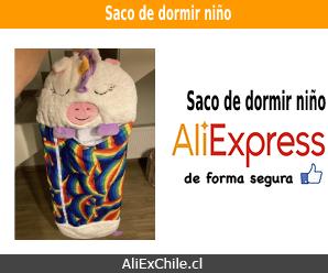 Comprar saco de dormir para niño en AliExpress