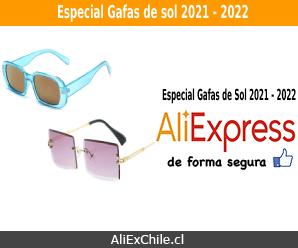 Especial Gafas de sol 2021 – 2022 en AliExpress para Chile