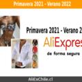 Especial Primavera 2021 – Verano 2022 en AliExpress desde Chile